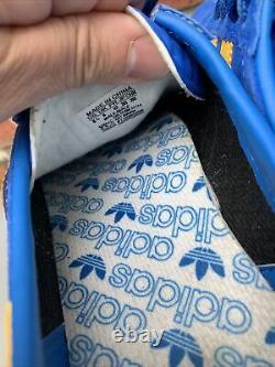 Adidas Originals Stockholm Og 2014 Uk8 Avec Boîte Et Étiquettes Excellent État Spzl