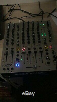 Allen & Heath Xone 96 Analogique Dj Mixer Excellent État Boîte D'origine