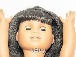 American Girl Doll Melody + Rencontrez Outfit + Livre Originale Box Excellent Etat