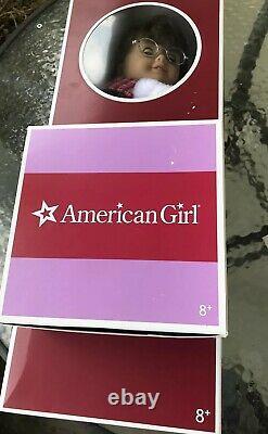 American Girl Doll Molly Tenue De Noël Excellente Condition Boîte Originale
