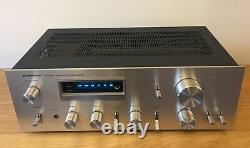 Amplificateur Vintage Pioneer Sa-608 En Excellent État De Fonctionnement Dans La Boîte Originale