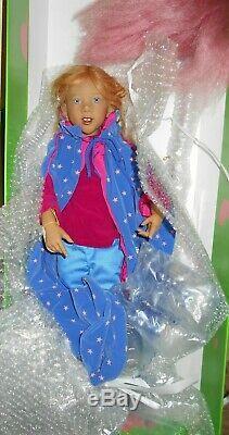 Annette Himstedt Pinki Pli 2001 Petite Sorcière Tous Originalsexcellent État