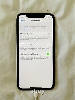 Apple Iphone 11 Blanc 64go O2 Excellent État D'emballage D'origine