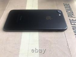 Apple Iphone 7 32 Go Noir Original Débloqué Excellent État
