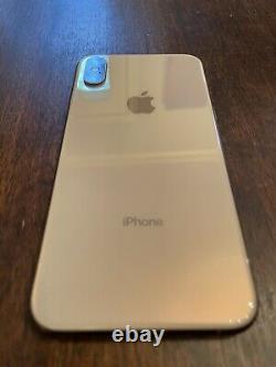 Apple Iphone Xs Gold 64 Go Excellent État / Emballage Original / Déverrouillé