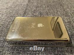 Apple Ipod 1ère Génération Classique 5gb Blanc. Boîte Originale! Condition Excellente