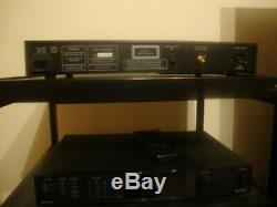Audiolab 8000cdm CD Transport Excellent État D'origine Version Mk1 1995