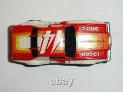 Aurora Afx Dodge Magnum #17 Stocker Ho Slot Car M/t Règles En Condition Excellente