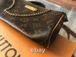 Authentique Eva Louis Vuitton Sac Excellent Condition Emballage Original