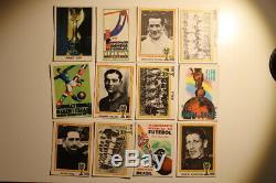 Autocollants Panini Argentine 78 Complete Set Original En Excellent État