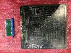 Ax Originale Or Arcade Pcb + Système 16 À Jamma Adaptateur. Condition Excellente