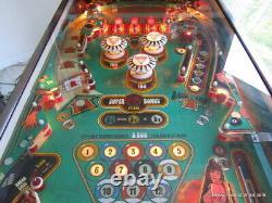 Balle De Balle Huit La Fonz Pinball Machine, Excellente Condition De Travail