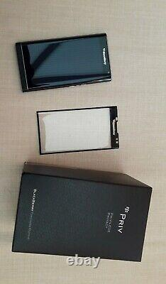 Blackberry Priv Boîte D'origine Et Excellent État 10/10 Accessoire Déverrouillé Stv100-4