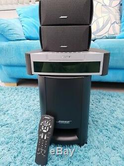 Bose 321 Series I Système Home Cinéma En Excellent État Dans La Boîte Originale