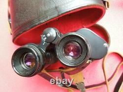 Collectionneurs Bpp II 8 X 30 Carl Zeiss Technology Excellente Forme Optique Originale