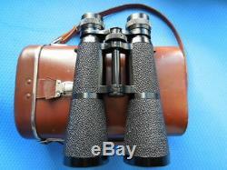 Collectionneurs Vintage Hensoldt Dialyt 7 X 50 Excellente Optic Grande Forme Originale
