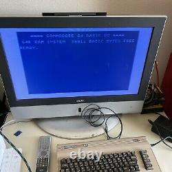 Commodore 64 Ordinateur Excellent État Boîte D'origine Avec Alimentation
