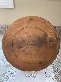 Conseil Antique Grand Pain En Excellent État Avec Belle Chaud Patina