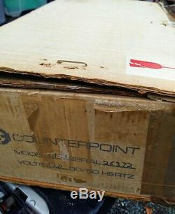 Contrepoint Sa-3.1 Tube Preamp Excellent État Et Boîte Originale