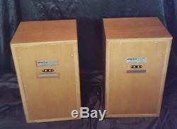 Coral Bx-300 Haut-parleurs Boites Original Jamais Utilisé Excellent État