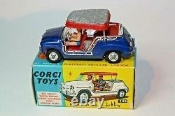 Corgi 240 Ghia Fiat 600 Jolly, Excellent État Dans La Boîte D'origine