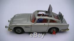 Corgi 270 James Bond Originale Aston Martin Db5 Vintage Boxed Excellent État