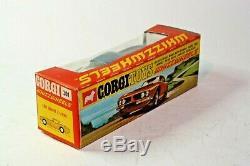 Corgi 301 Iso Grifo 7 Litres, Mint Condition Excellente Boîte Originale