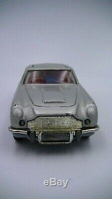 Corgi James Bond 270 Originale Aston Martin Db5 Vintage Boxed Excellent État