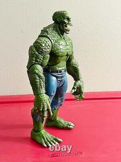 DC Tueur Multiple Croc Figure Baf 100% Batman Complet Shape Excellent