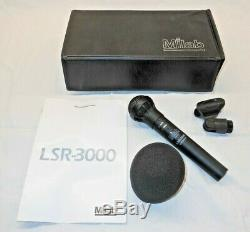 D'occasion Milabs Lsr-3000 Condenser MIC En Excellent État Avec Origine Case