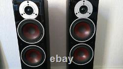 Dali Zensor 5 Speakers Sur Le Sol Excellent Son Et État + Boîte D'origine