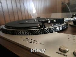 Difficile De Trouver Record Player En Excellent État Pl-530 Vendu Par Le Propriétaire D'origine