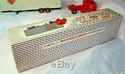 Dinky 948 Tracteur Remorque Mclean, Très Bon État En Excellent Original Box