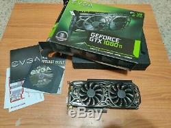 Evga Gtx 1080 Ti Geforce Condition De Excellent! Paquet D'origine. Pas De Réserve
