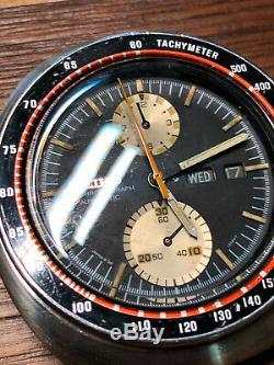 Excellent État Tous Les Original Seiko 6138-0011 Yachtman Ufo