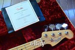Fender American Original'50s Precision Bass Excellent État 2-clr Sunburst