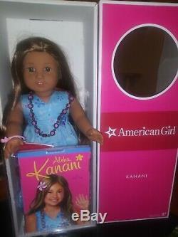 Fille Américaine Poupée Excellente Condition Kanani Original Box