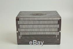 Fisher-az 80/100-az Amplificateur De Puissance D'origine Cage Tube (excellent État)