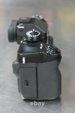 Fuji Fujifilm X-h1 Ibis Corps, Excellent État Propre, Original Box Mint