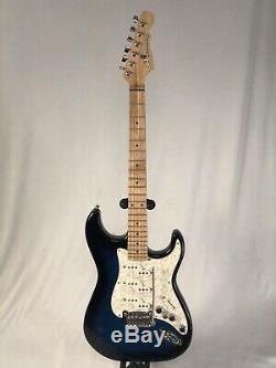 G & L USA Comanche Guitare Électrique (2000) En Excellent État Avec Origine Case