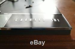 Garrard 401 Transcription Turntable Châssis Excellent État D'origine Totalement