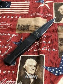 Gerber USA Guardian Boot Couteau Fourreau Verrouillage En Excellent État D'occasion