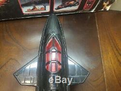 Gi Joe Cobra Raven Nuit Sp3 1986 Original Box Excellent État Monnaie