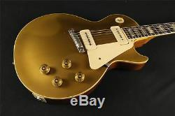 Gibson 1953 Les Paul Gold Top Vintage Original Excellent État