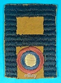Guerre Mondiale 1, 1ère Armée Air Service Patch, Emb. Le Feutre, Excellent État, # 4