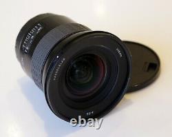 Hasselblad Hcd 28mm F4 Lens C/w Original Lens Caps En Excellent État