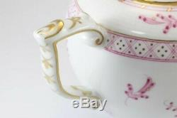 Herend Waldstein Framboise Teapot # 606, Excellent État
