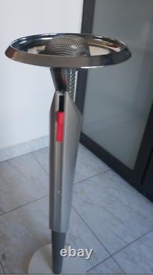Incroyable Flamme Olympique Originale Barcelone 92 Inutilisé Avec Stand Excelent Condition