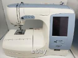Kenmore Embroidery Machine Ergo3 Excellent État Avec Manuels Originaux. Testé