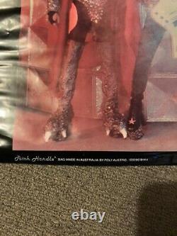 Kiss 1980 Australian Gene Simmons Showbag Aucoin Excellent État Rare